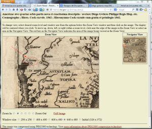 """Americae sive qvartae orbis partis nova et exactissima descriptio / avctore Diego Gvtiero Philippi Regis Hisp. etc. Cosmographo ; Hiero. Cock excvde. 1562 ; Hieronymus Cock excude cum gratia et priuilegio 1562, also referred to as the """"Diego Gutiérrez Map"""" (1562),"""
